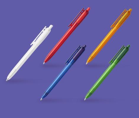 Ручка Bolide Transparent